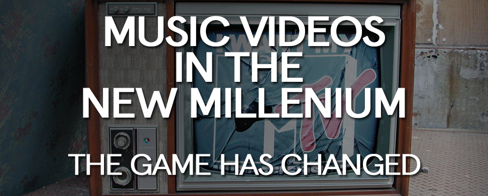 Music Videos in the New Millenium