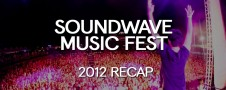 Soundwave Music Festival 2012 Recap
