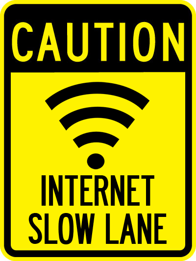 internet-slow-lane