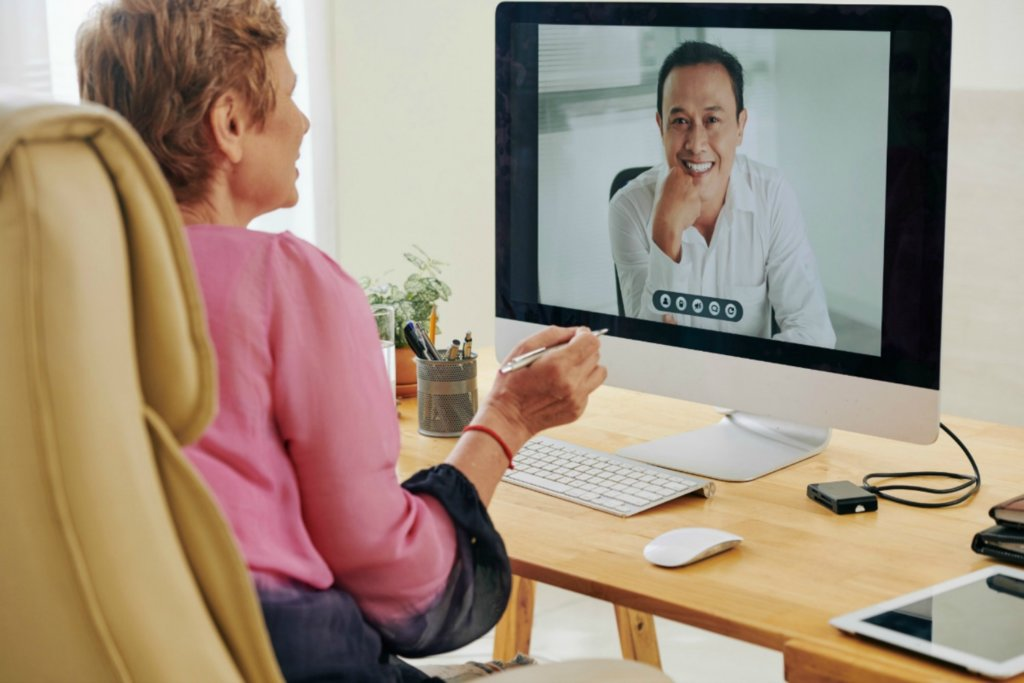 Video-Conference-Meeting